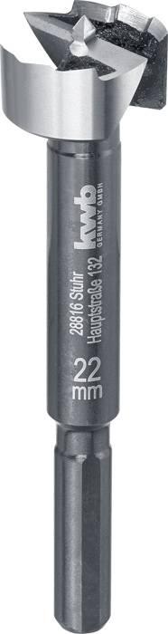 Punta Forstner 22 mm kwb 70632