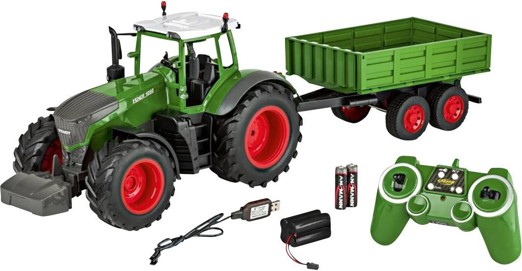 Modellino per principianti Carson Modellsport 1:16 Veicolo agricolo