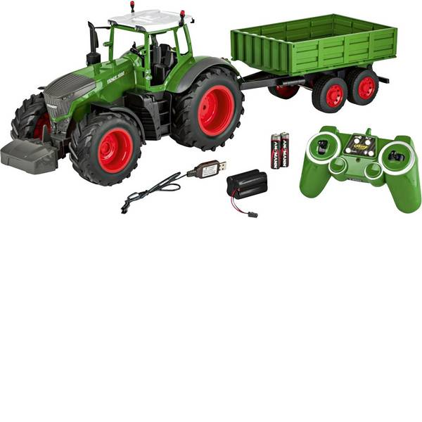 Trattori e mezzi da cantiere RC - Modellino per principianti Carson Modellsport 1:16 Veicolo agricolo -