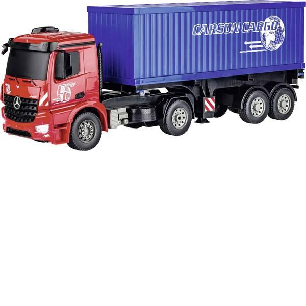 Trattori e mezzi da cantiere RC - Camion modello Carson Modellsport 1:20 Camion -