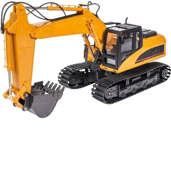 Trattori e mezzi da cantiere RC - Modellino funzionante radiocomandato Carson Modellsport 1:16 Veicolo -