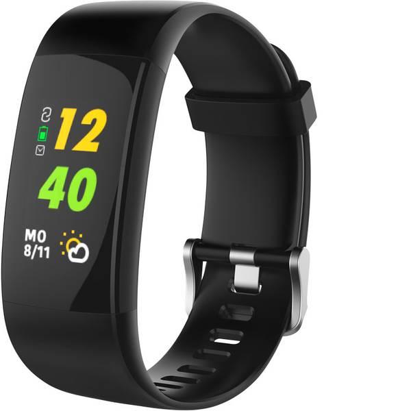 Dispositivi indossabili - swisstone SW 650 Pro Fitness Tracker Nero -
