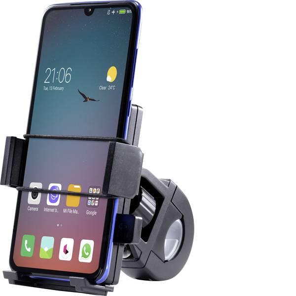 Supporti smartphone per biciclette - Renkforce Supporto smartphone per bicicletta Adatto per: Universal Larghezza (max.): 95 mm -