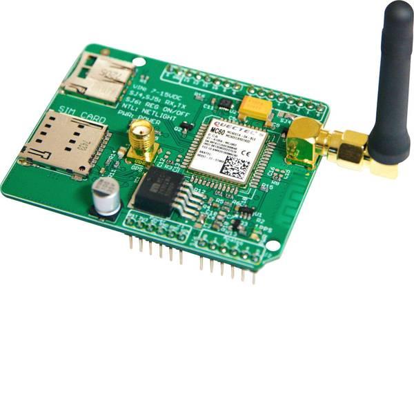 Shield e moduli aggiuntivi HAT per Arduino - ARDUINO MC60E GSM/GPS/BLE-Shield -