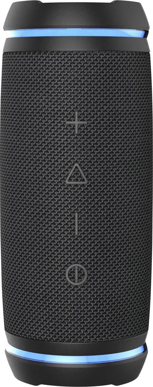 swisstone BX 520 TWS Altoparlante Bluetooth AUX, Funzione vivavoce, Protetto dagli spruzzi dacqua Grigio