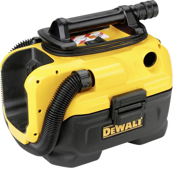 Bidoni aspiratutto - Dewalt DCV584L DCV584L-QW Aspiratutto 7.5 l -