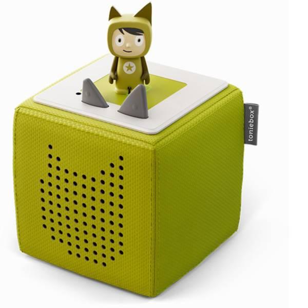 Giochi per bambini - Tonies starter kit verde incl. Tonie creativi -