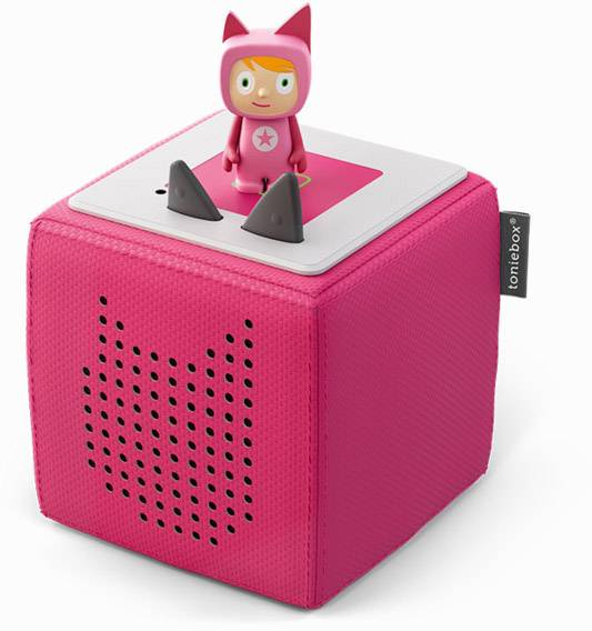 Tonies starter kit rosa incl. Tonie
