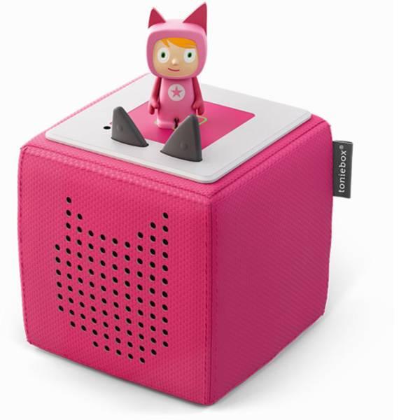 Giochi per bambini - Tonies starter kit rosa incl. Tonie creativi -