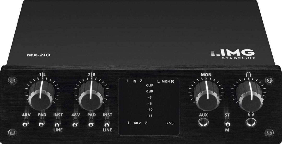 Interfaccia audio IMG STAGELIN