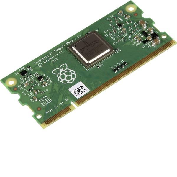 Schede di sviluppo e Single Board Computer - Raspberry Pi® Compute Modul 3+ Compute Modul 3+ 8GB 1 GB 4 x 1.2 GHz Raspberry Pi® -