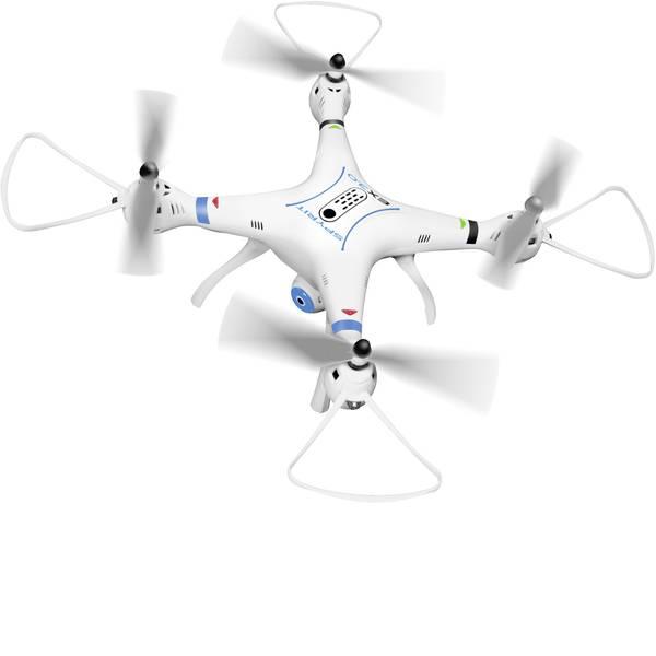 Quadricotteri e droni - T2M Spyrit Ex 3.0 Quadricottero RtF Principianti, First Person View (prima persona), Per foto e riprese aeree -
