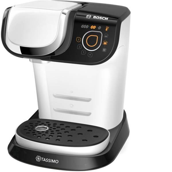 Macchine a capsule Nespresso - Bosch Haushalt Tassimo MyWay TAS6004 Bianco Macchina per caffè con capsule -