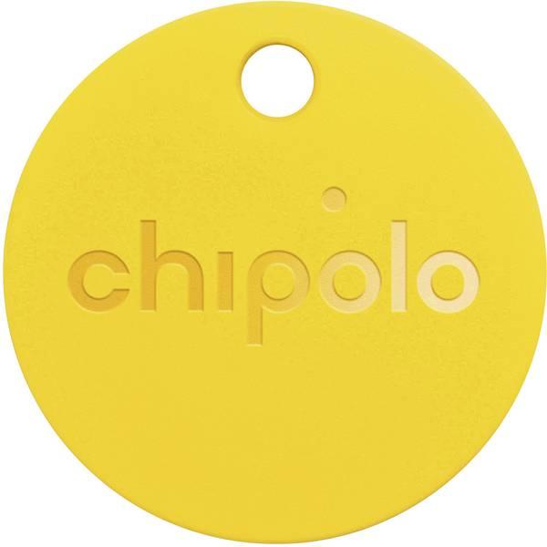 Accessori comfort per auto - Trova chiavi Chipolo Classic CH-M45S-YW-R 107 mm x 107 mm x 31 mm Giallo -