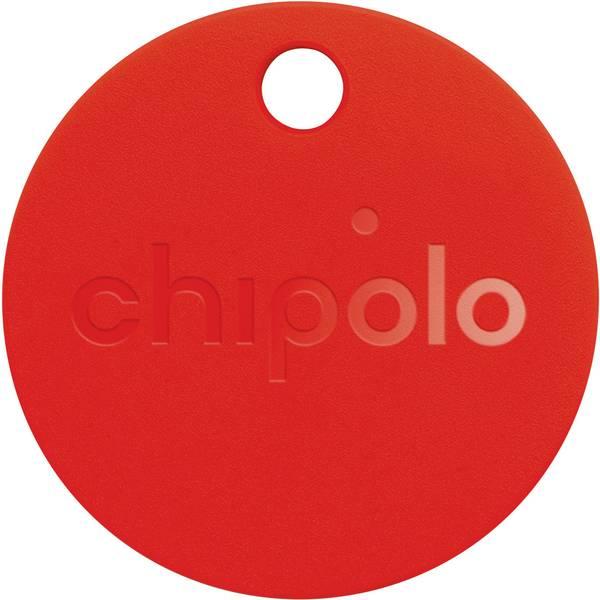 Accessori comfort per auto - Trova chiavi Chipolo Classic CH-M45S-RD-R 107 mm x 107 mm x 31 mm Rosso -