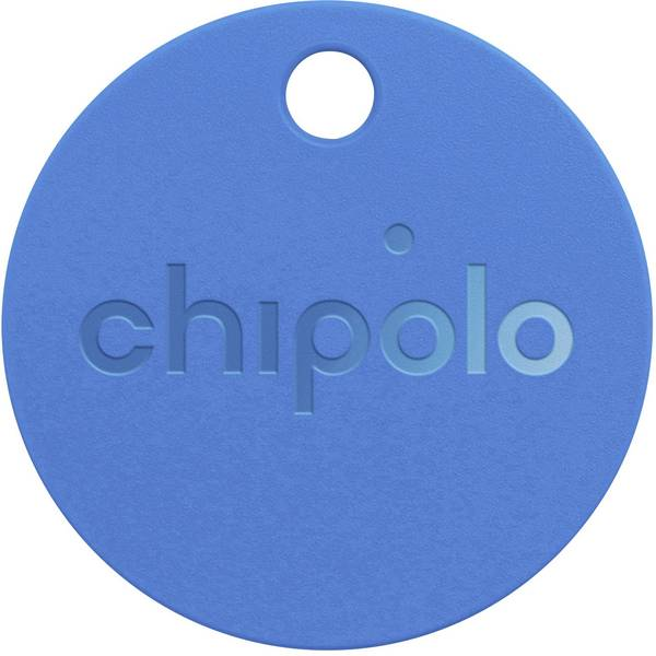 Accessori comfort per auto - Trova chiavi Chipolo Plus CH-CPM6-BE-R 107 mm x 107 mm x 31 mm Blu scuro -