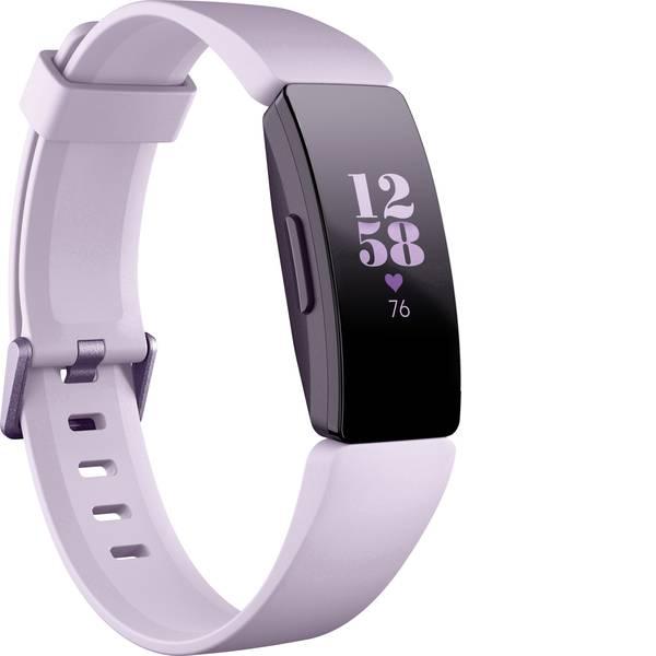 Dispositivi indossabili - FitBit Inspire HR Fitness Tracker Lilla -