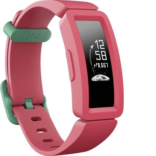 Dispositivi indossabili - FitBit ace 2 watermelon Fitness Tracker Rosa, Turchese -
