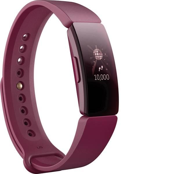 Dispositivi indossabili - FitBit Inspire sangria Fitness Tracker Rosso mogano -