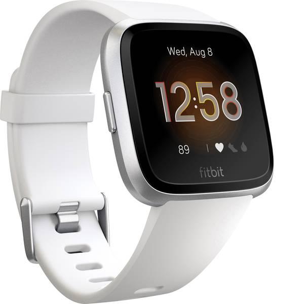 Dispositivi indossabili - FitBit Versa Lite Fitness Tracker Bianco -