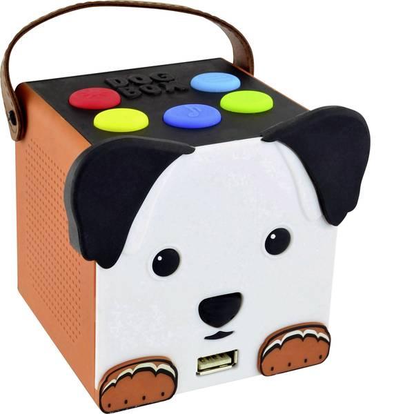 Giochi per bambini - X4 Tech DogBox Kinderlautsprecher 701699 -