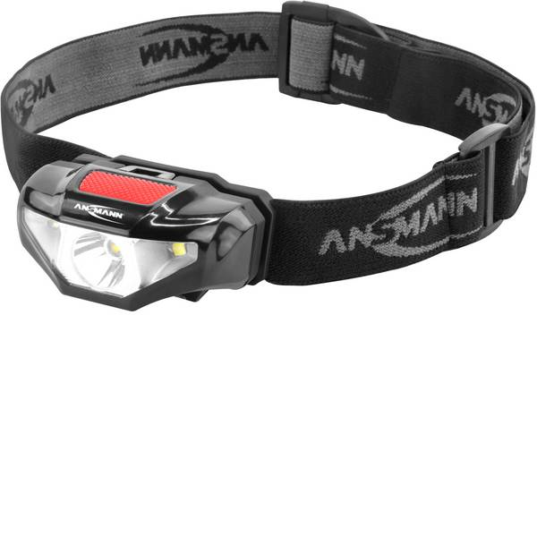 Lampade da testa - Ansmann HD70B LED Lampada frontale a batteria 65 lm 1600-0260 -