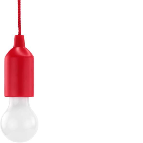 Lampade per campeggio, outdoor e per immersioni - LED Luce da campeggio HyCell Pull-Light PL 25 lm a batteria 50 g Rosso 1600-0176 -