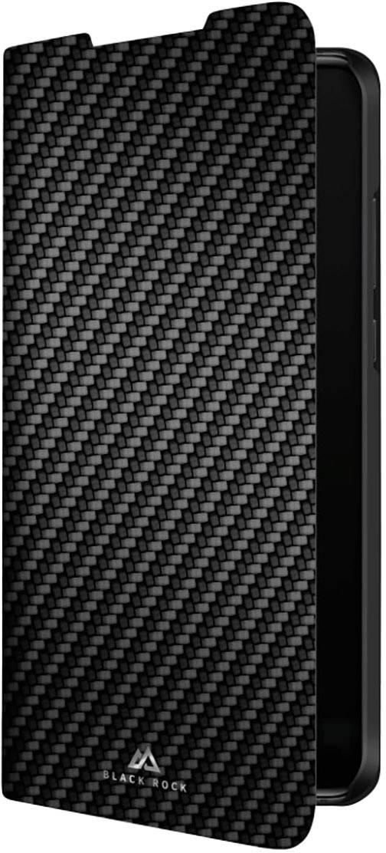 Black Rock STANDARD Custodia a libro Booklet Adatto per: Huawei P30 Lite Nero