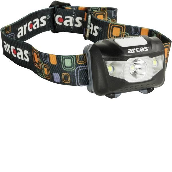 Lampade da testa - Arcas 7 Modi 5W LED Lampada frontale a batteria 160 lm 30710010 -
