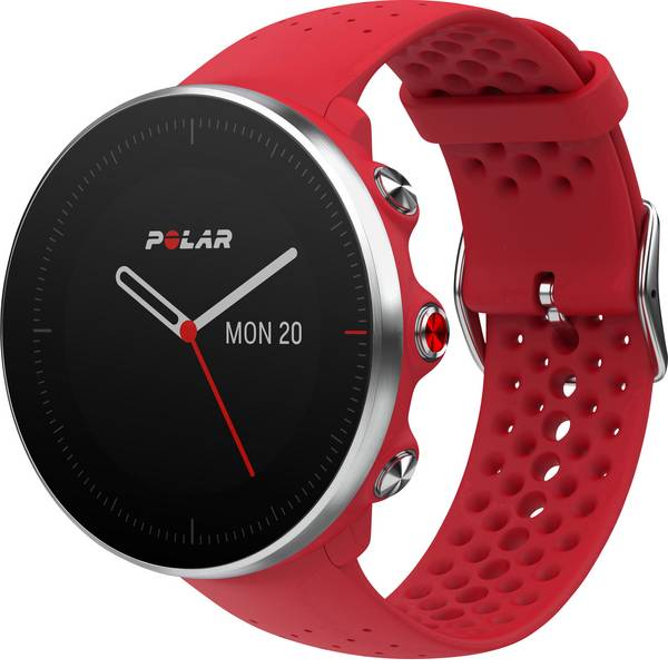 Dispositivi indossabili - Polar Vantage M - Allround-Multisport Smartwatch M/L Rosso -
