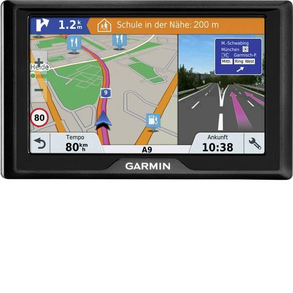 Navigatori satellitari - Navigatore satellitare Drive 5 MT-S Garmin 12.7 cm 5 pollici Europa -