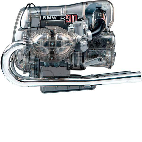 Kit retrò da costruire - Kit da costruire Franzis Verlag BMW R 90 S Boxermotor da 14 anni -