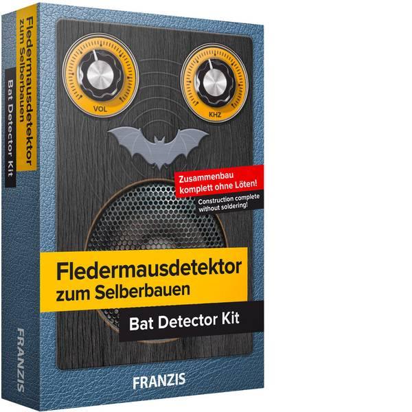 Kit di apprendimento natura - Kit da costruire Franzis Verlag Fledermausdetektor zum Selberbauen 67013 da 14 anni -