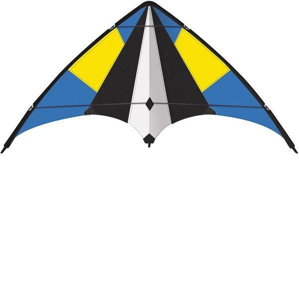 Aquiloni sportivi - Aquilone acrobatico Günther Flugspiele Sky Move Larghezza estensione 1600 mm Intensità forza del vento 4 - 6 bft -