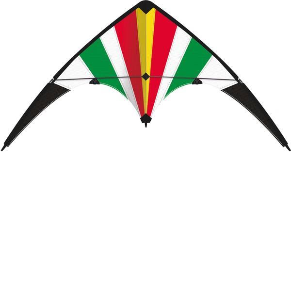 Aquiloni sportivi - Aquilone acrobatico Günther Flugspiele Lucky loop Larghezza estensione 1000 mm Intensità forza del vento 4 - 6 bft -