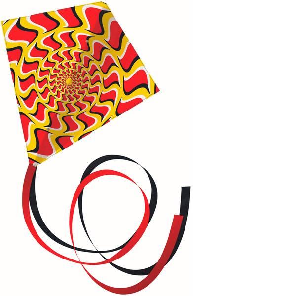 Aquiloni - Aquilone statico Monofilo Günther Flugspiele Illusion Larghezza estensione 700 mm Intensità forza del vento 3 - 6 bft -