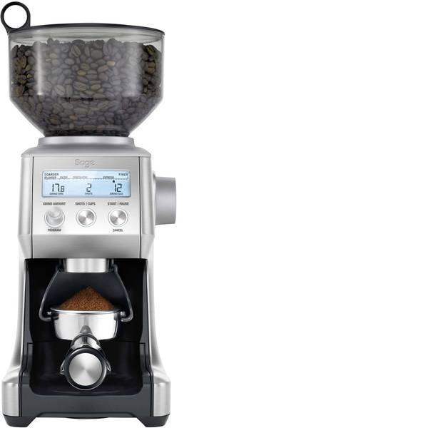 Macinacaffè - Sage The Smart Grinder Pro SCG820BSS4EEU1 Macinino Acciaio Macina conica acciaio -