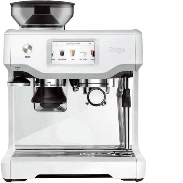 Macchine per caffè espresso - Macchina caffè a filtri Sage The Barista Touch Acciaio 2400 W Con macina caffè, Con ugello schiumalatte, Display -