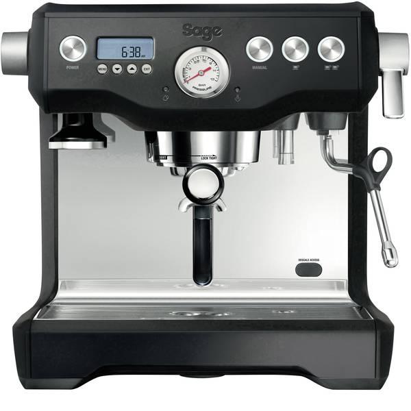 Macchine per caffè espresso - Macchina caffè a filtri Sage The Dual Boiler Acciaio, Nero 2200 W Con scarico acqua calda, Display, Con ugello  -