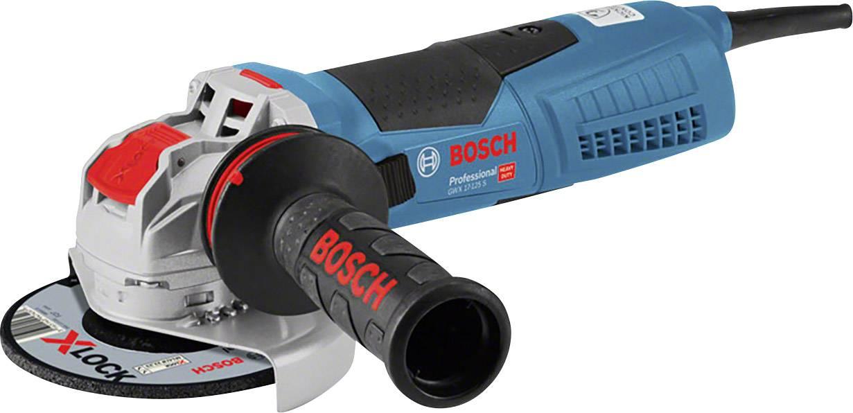 Bosch Professional GWX 17-125S 06017C4002 Smerigliatrice angolare 125 mm 1700 W