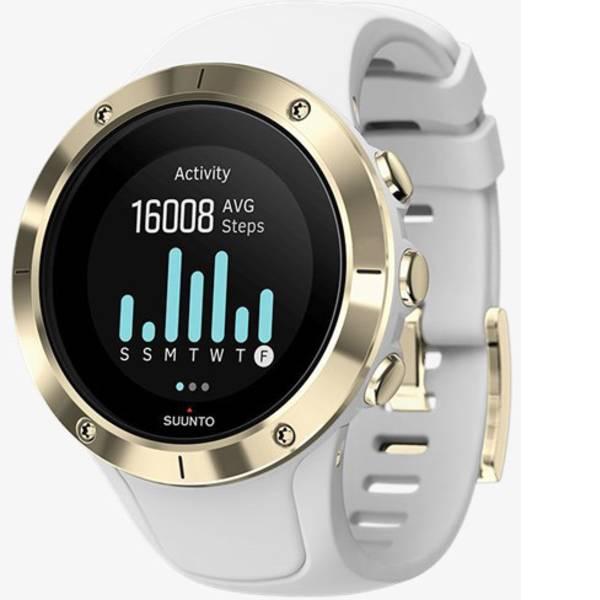 Dispositivi indossabili - Suunto Spartan Trainer Wrist HR Smartwatch Bianco -