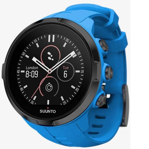Dispositivi indossabili - Suunto Spartan Sport Wrist HR Smartwatch Blu -