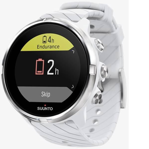Dispositivi indossabili - Suunto 9 Smartwatch Bianco -