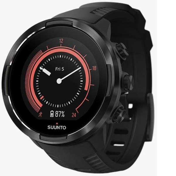 Dispositivi indossabili - Suunto 9 Baro Smartwatch Nero -
