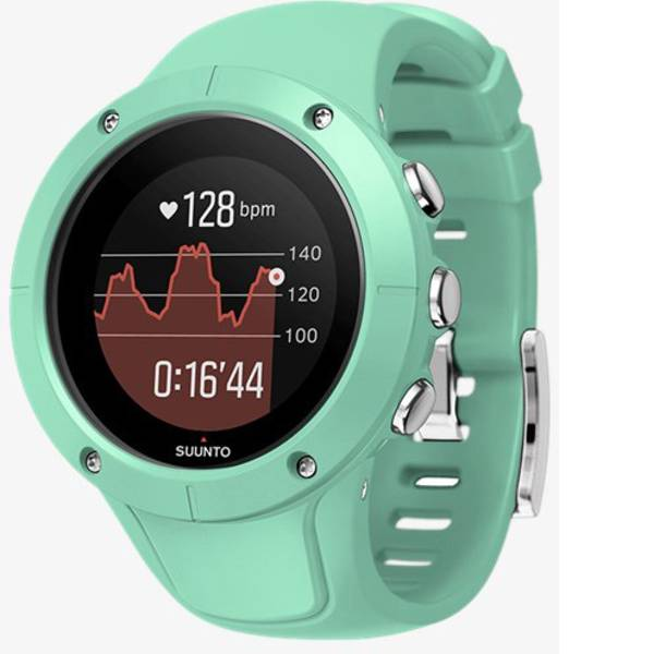 Dispositivi indossabili - Suunto Spartan Trainer Wrist HR Smartwatch Turchese -