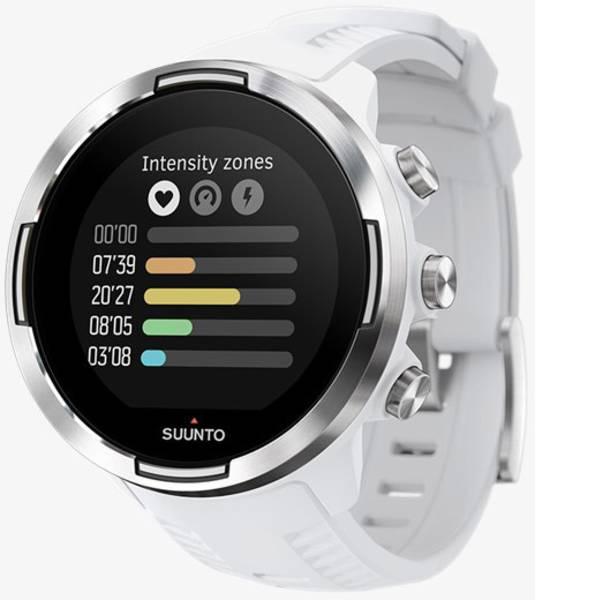 Dispositivi indossabili - Suunto 9 Baro Smartwatch Bianco -