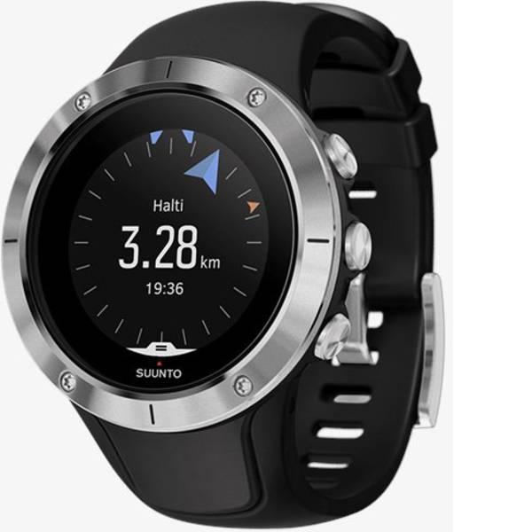 Dispositivi indossabili - Suunto Spartan Sport Wrist HR Baro Smartwatch Nero -