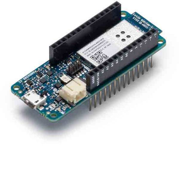 Kit e schede microcontroller MCU - Arduino AG Scheda di sviluppo MKR 1000 WIFI WITH HEADERS MOUNT -