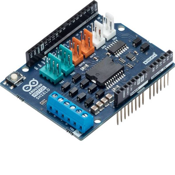 Shield e moduli aggiuntivi HAT per Arduino - Arduino AG MOTOR SHIELD -