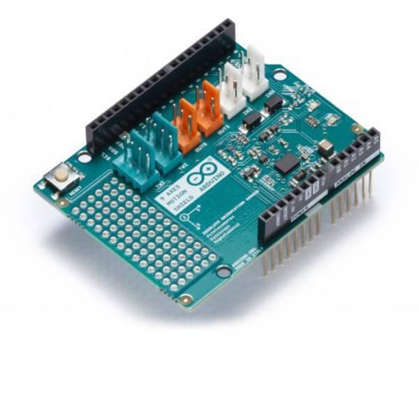 Shield e moduli aggiuntivi HAT per Arduino - Arduino AG 9 AXES MOTION SHIELD -